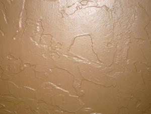 Skip Trowel Wall Texture